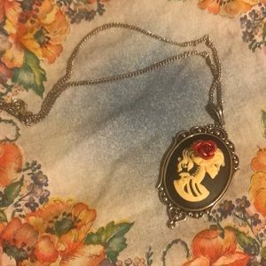 Death is Beauty necklace